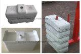 Moulage en plastique d'entretoise concrète pour le contre- poids de grue (PZK-1)
