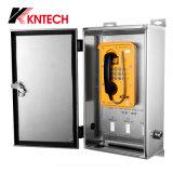Caixa de telefone impermeável Knb5 do cerco de Kntech