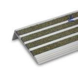 Etape en béton en aluminium