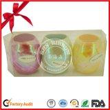 Schillerndes WeihnachtenDevorative lockige Farbband-Eier für Dekoration