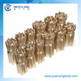 Gewinde Button Bits für Drill Hard Holes