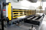 La machine de tonte de massicot hydraulique de QC11y-6*3200mm/la machine de tonte plaque hydraulique/a vu la machine de tonte avec la cornière de découpage réglable