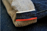 джинсовая ткань Fabric 9611853A 14oz Hot Sell Colored Jeans Materia Selvedge