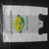 طبعة [11.5إكس6إكس21] [مديوم سز] بلاستيكيّة [ت-شيرت] حقائب