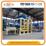 Bloc de brique de la colle faisant la machine pour la construction (Qt6-15D)