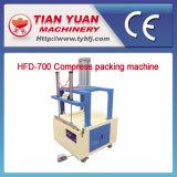 Machine à emballer non-tissée de compresse de coussin