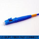 De snelle Singlemode LC/Upc Schakelaar van de Assemblage