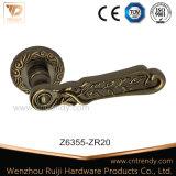 Maniglia di portello decorativa in lega di zinco di stile antico europeo