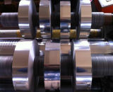De la alta calidad cinta auta-adhesivo conductora de Mylar del papel de aluminio eléctricamente