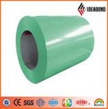 Bobine en aluminium de couleur d'OEM de largeur d'Ideabond 1200mm pour l'ACP (AE-35C)