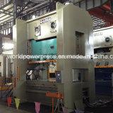 Linea di produzione automatica della cerniera pressa con due il collegamento Rohi