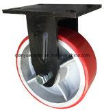 roulette rigide résistante superbe de 300mm, roulette industrielle