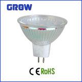 Glas-CER anerkannter GU10/MR16 LED Scheinwerfer
