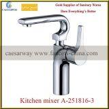 Faucet de água sanitário do dissipador de cozinha dos mercadorias