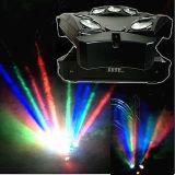 Bewegliches Hauptlicht des LED-Miniarmkreuz-9PCS