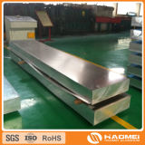 Placa de aluminio T6 de ASTM 6061/6082 para el automóvil