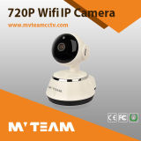 Appareil-photo sec d'IP de nuage de WiFi sans fil bi-directionnel de l'intercom P/T 720p Webcam (H100-Q6)