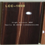 9mm-25mm Wooden High Glossy MDF (LCC-1016)