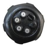 6 dans 1 Multi Tips Pressure Washer Nozzle avec 3000 PSIs 1/4-QC (MG-013)