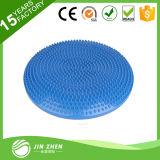 No2-6 coussin de massage de coussin d'équilibre de disque d'équilibre de PVC 34cm pour le dos