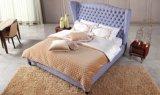 침실 사용 (B005)를 위한 Bed 가죽 임금