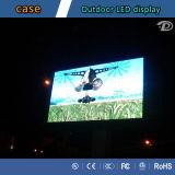 Pantalla de visualización de LED de la publicidad al aire libre