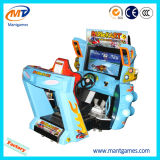 Coin Arcade Game Machine Hummer Motion Simulator Carreras de coches