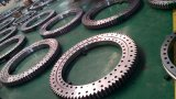 Doppeltes Row Different Ball Slewing Ring Bearing für Reach Stacker