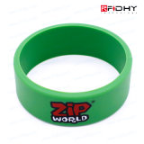 Modifica senza contatto del cinturino del Wristband del silicone di Waterpark RFID della scheda di prossimità