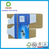 Hardwares del papel de la cartulina de la impresión que empaquetan el rectángulo