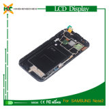 Telefon LCD für Samsung Galaxy Note 2 N7100 LCD Touch Screen