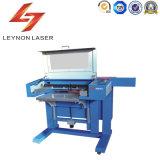 Máquina de gravura de empacotamento do laser da caixa