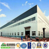 Industrielle Stahlkonstruktion-Werkstatt