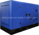 60Hz 125kVA Cummins Engine Soundproof Diesel Genset Generator