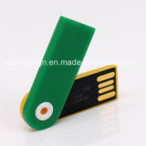 Movimentação plástica do flash do USB da velocidade nova de Hight