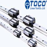 Rodamiento linear del bloque del carril de guía para el laser