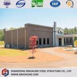 Magazzino/costruzione del gruppo di lavoro della struttura d'acciaio della qualità superiore fatta in Cina