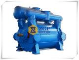 V-Gürtel gefahrene flüssige (Wasser) Vakuumpumpe und Kompressor des Ring-2bec