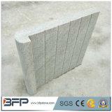 Cut-to-Size покрышечные камни плавательного бассеина песчаника каменной формы белые