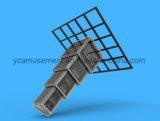 Anhebende Aluminiumbildschirmanzeige-Maschine für großes Konzert-Erscheinen (YZ-P638)