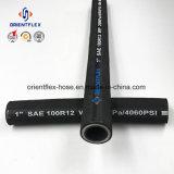 Gewundener hydraulischer Schlauch (SAE 100 R12)