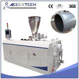 Máquina da extrusora para a tubulação plástica do PVC
