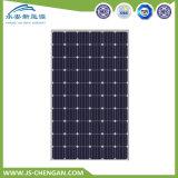 Cristal solar semi flexible solar solar del corte 100watt de la célula de Sunpower de las luces de calle