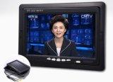 12V-24V monitor de 7 pulgadas para el coche que invierte la cámara