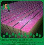 중국 4X8 저가 멜라민 배열되는 널 또는 중국에서 새로운 디자인 색깔 공급자와 가진 MDF를 디스플레이하는 멜라민에 의하여