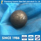 熱い販売は山東からのボールミルのための鋼鉄粉砕媒体の球を造った