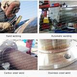 sistema industrial del filtro de agua de la turbulencia de la irrigación municipal 19-1590t/H