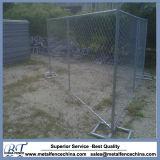 recinzione provvisoria galvanizzata altezza della rete metallica di collegamento Chain di 6FT
