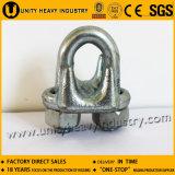中国の製造者G 450米国のタイプ低下はワイヤーロープクリップを造った
