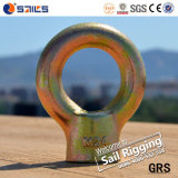 JISのタイプ1169電流を通された炭素鋼のリングのナット